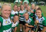 Biało-Zielone Ladies Gdańsk dziesiąty raz z rzędu mistrzyniami Polski rugbistek