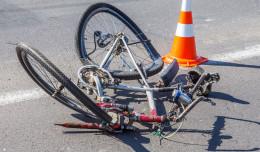 Śmiertelny wypadek w Gdyni. Nietrzeźwy rowerzysta uderzył w słup