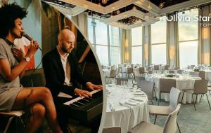 Music Taste: wieczór z kuchnią amerykańską i muzyką na żywo w Olivii Star