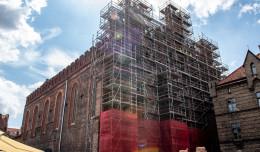 Kościół św. Mikołaja otwarty w sierpniu, ale tylko częściowo