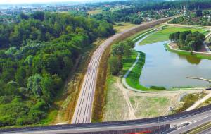 Kolejowy objazd na Kaszuby powstanie do lata 2022