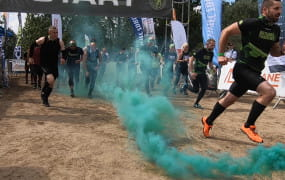 Tysiąc uczestników biegu Gniew Bosmana na Kolibkach