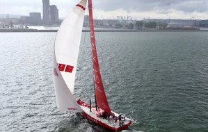 Sailing Poland na Zatoce Gdańskiej. Niecodzienny finisz Bursztynowego Pucharu Neptuna