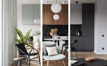Model M - trzy style wykończenia mieszkań...