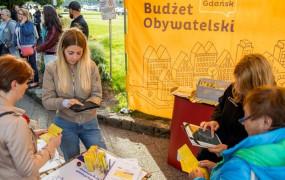 Rekordowa liczba wniosków do Budżetu Obywatelskiego w Gdańsku