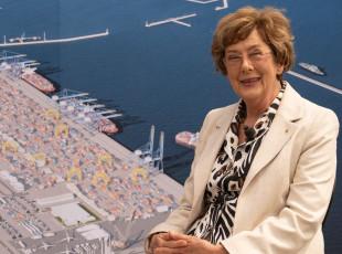 Port nie może rozwijać się bez wsparcia - mówi wnuczka Eugeniusza Kwiatkowskiego