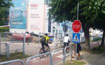 "Spór o znak ""stop"" na drodze..."