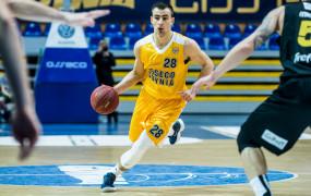 Przemysław Żołnierewicz,  koszykarz Asseco Arki Gdynia: Nie będziemy chłopcami do bicia