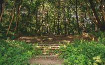 Powstaną nowe schody do parku i punktu...