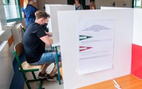 Druga tura wyborów prezydenckich. Głosowanie zakończone