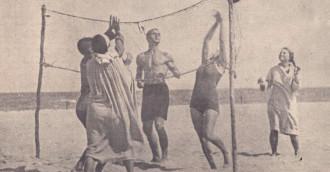 Jak ubierano się do kąpieli 90 lat temu