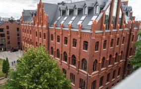 Odnowione budynki przy Lastadii oficjalnie otwarte