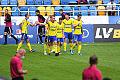 Arka Gdynia - Górnik Zabrze 1:2 w ostatnim domowym meczu w ekstraklasie