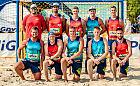 Zagraj w piłkę ręczną na plaży. Autoinwest SAS Gdańsk zaprasza