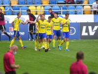 Arka Gdynia - Górnik Zabrze 1:2 w ostatnim meczu domowym w ekstraklasie