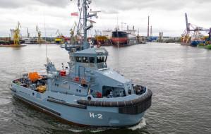 Holownik Mieszko przekazany Marynarce Wojennej