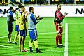 Arka Gdynia. Trener wskazał piłkarzy, których chciałby zostawić. Liczy też na młodych