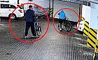 Kamera nagrała, jak złodzieje kradną rowery