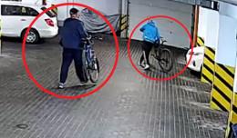Rowery odzyskane po publikacji monitoringu