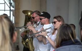 Mieszkańcy Śródmieścia nie chcą głośnej muzyki pod Zieloną Bramą