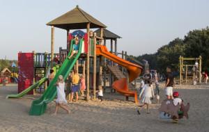 Plac zabaw dla dorosłych powstanie w parku Reagana
