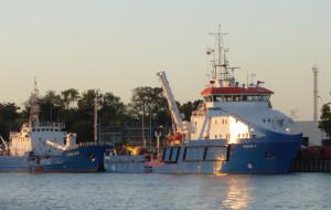 Zodiak II zastąpi Zodiaka. Nowy statek dla Urzędu Morskiego w Gdyni