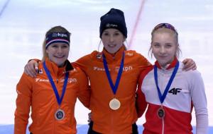 """Mistrzostwa Europy 2021 w short tracku w hali """"Olivia"""""""