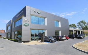 Nowy salon Jaguara i Land Rovera w Gdańsku