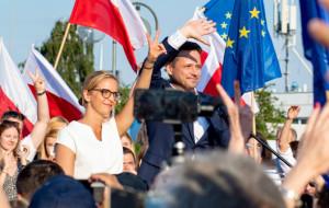 Rafał Trzaskowski ogłosił w Gdyni stworzenie ruchu społecznego