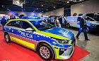 Nowe malowania policyjnych radiowozów. Będzie amerykańsko