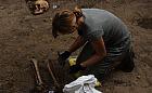 14 szkieletów odnaleziono na zlikwidowanym cmentarzu w Nowym Porcie