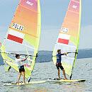 Ostatnie takie mistrzostwa Polski w windsurfingu. Medale dla Trójmiasta