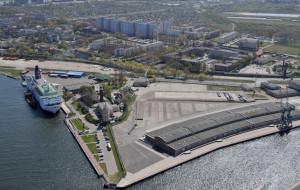 Śmiertelny wypadek na terenie Portu Gdańsk