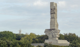 Spór o organizację obchodów na Westerplatte