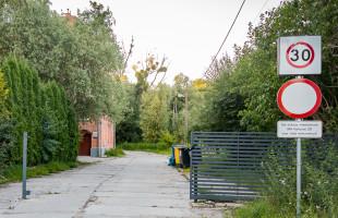 Zamknięto popularny skrót do Kartuskiej. Alternatywne drogi bez terminów realizacji