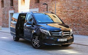 Klasa V: Mercedes wśród vanów