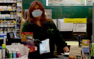 Policja i sanepid będą kontrolować sklepy. Sprawdzą, czy wszyscy noszą maseczki