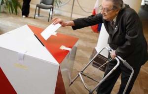 22 osoby zagłosują w Trójmieście listownie