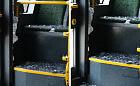Szyba autobusu rozbiła się w czasie jazdy
