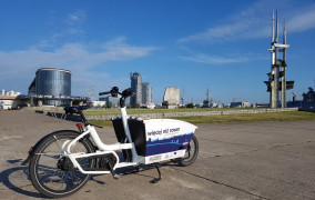 Gdynia: Dofinansowania do rowerów cargo dla mieszkańców