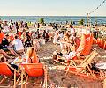 Bary plażowe w Trójmieście. Na rybę, obiad i tańce