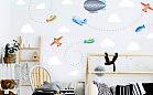 Metamorfoza ścian w dziecięcym pokoju