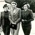 Kobieca moda w czasach II wojny światowej