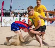 Sopot Beach Rugby i Memoriał Edwarda Hodury. 1 sierpnia na plaży obok molo