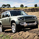 Powrót Land Rovera Defendera