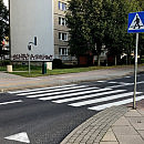 Gdynia: dzięki oświetleniu będzie bezpieczniej na przejściach