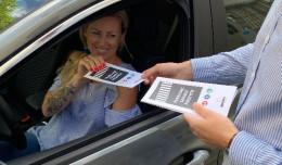 Gdynia: ulotka zmieni parkingowe zwyczaje?