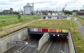 Nietypowe Budowle Trójmiasta. Terminal Cukrowy obok tunelu