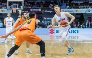 Karol Gruszecki, koszykarz Trefla Sopot: Zawsze walczę o medale