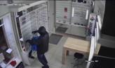 Włamanie do salonu optycznego. Złodzieje ukradli towar za 300 tys. zł